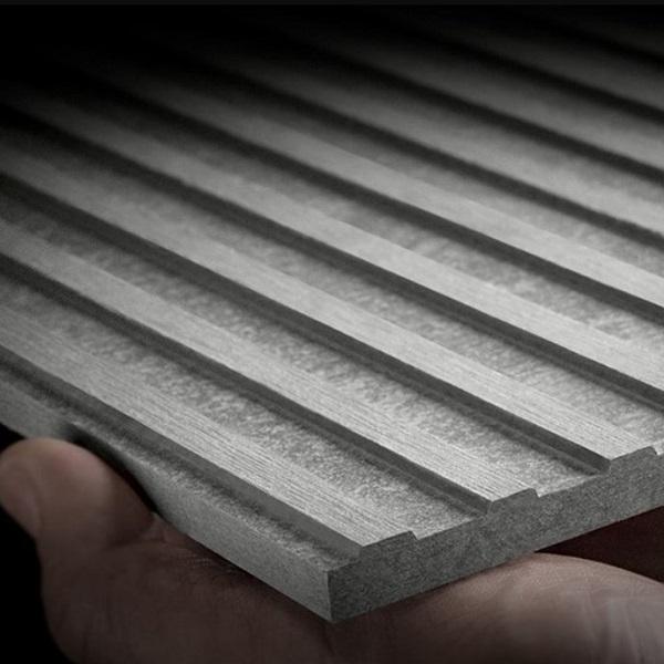 American Fiber Cement Patina Inline Profile