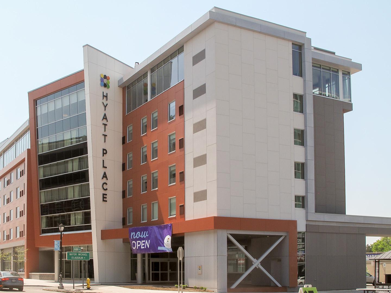 Hyatt Hotel - Niagara Falls