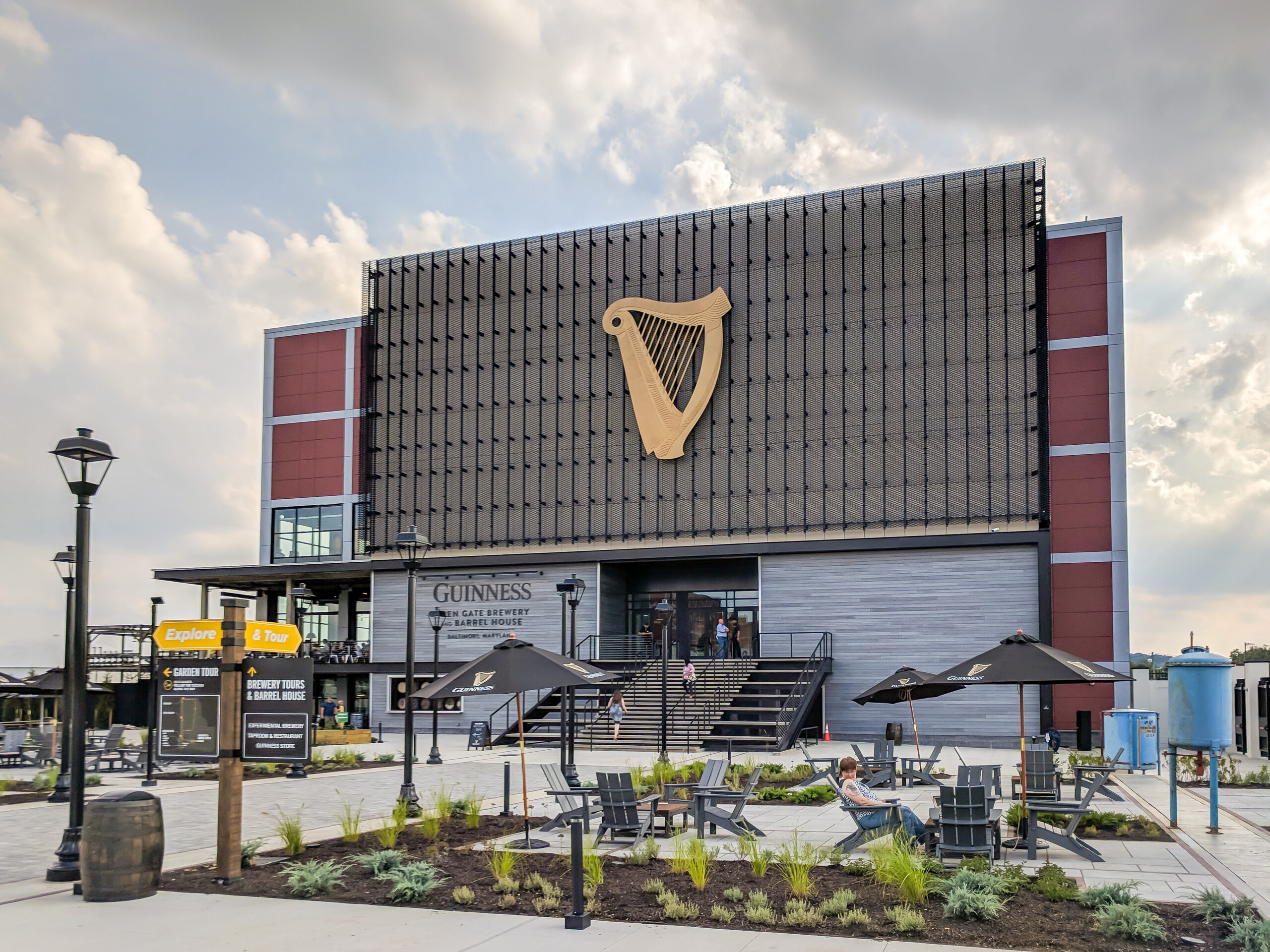 Guinness Open Gate Brewery