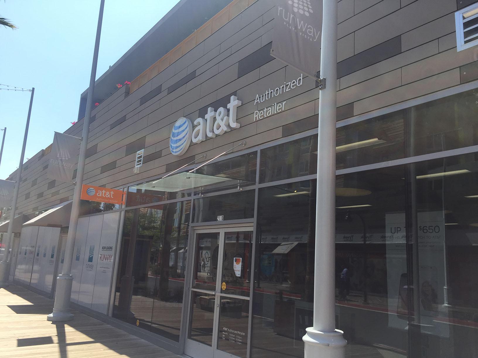 Playa Vista Retail