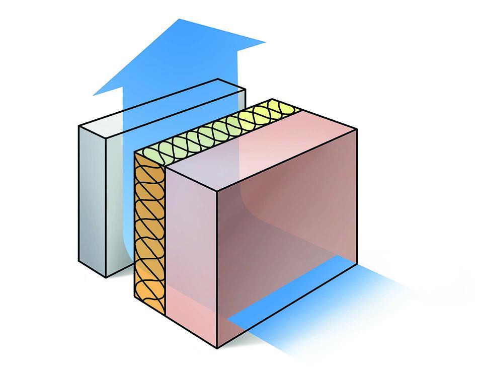Rainscreen - Preventing Internal Condensation