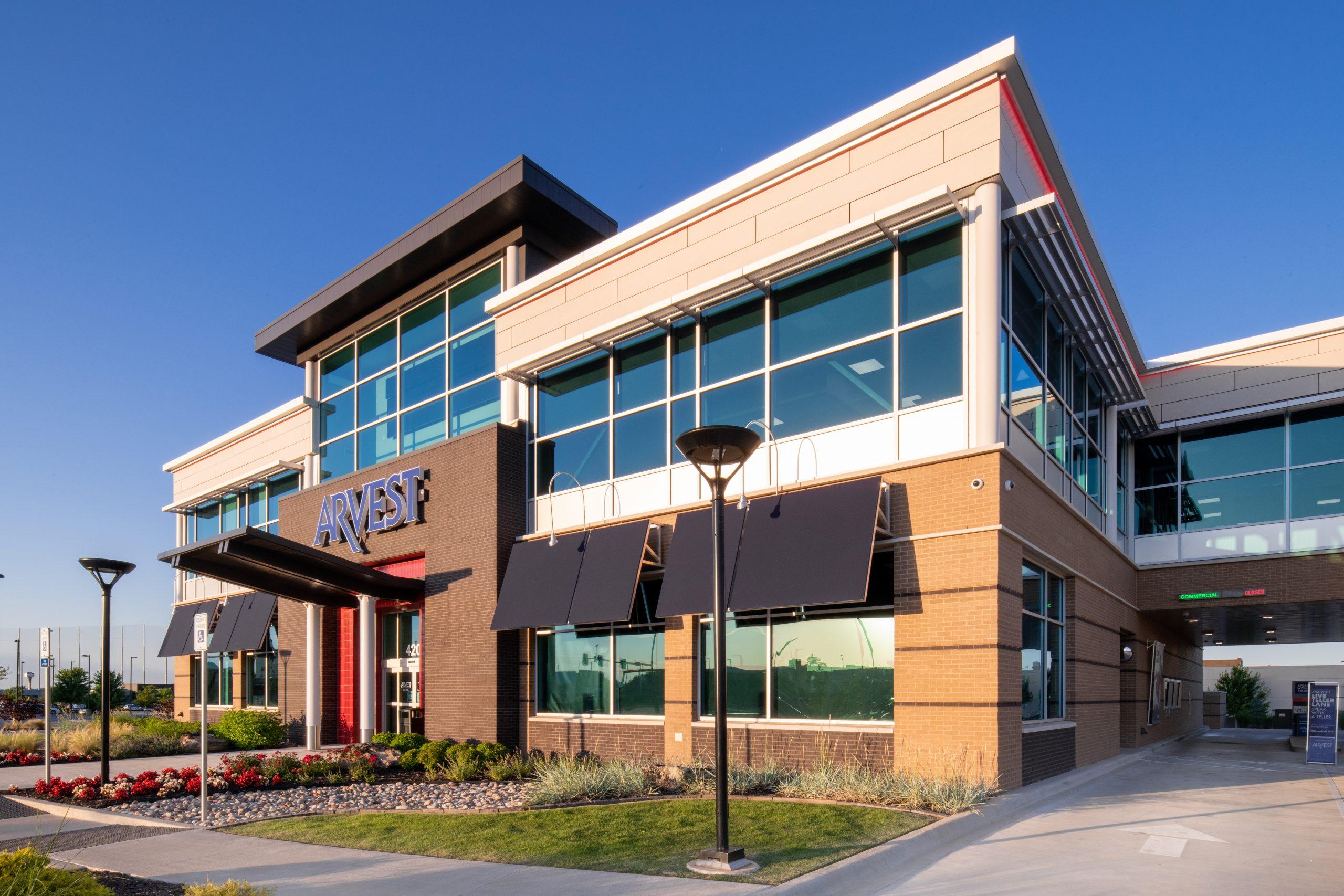 Arvest Bank Building
