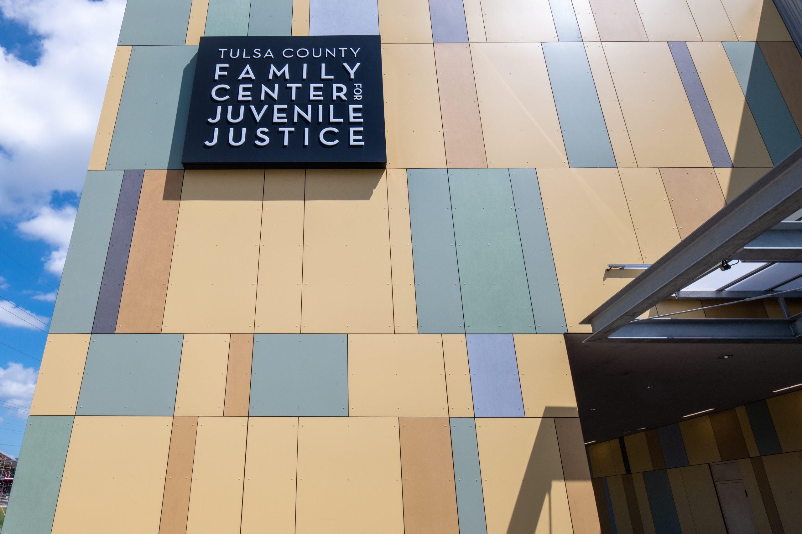 Family Juvenile Justice Building